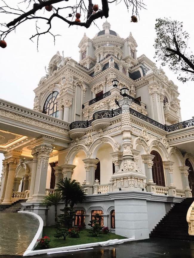 Rò rỉ hình ảnh xa hoa bên trong lâu đài 7 tầng của gia đình cô dâu xinh đẹp nổi tiếng Nam Định - ảnh 5
