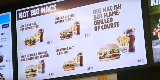 """Chiến dịch """"troll"""" đối thủ của Burger King: Biến 14.000 cửa hàng McDonald's thành điểm đặt món giảm giá - Ảnh 4."""