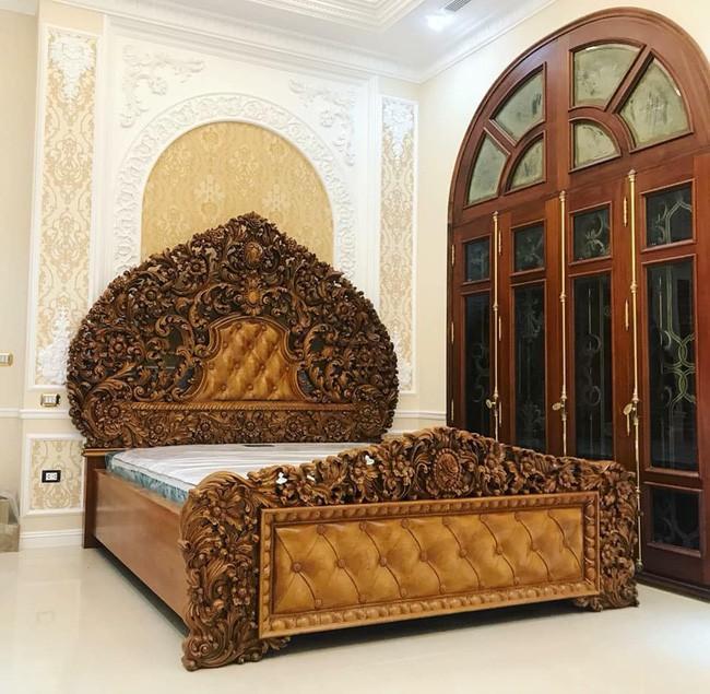 Rò rỉ hình ảnh xa hoa bên trong lâu đài 7 tầng của gia đình cô dâu xinh đẹp nổi tiếng Nam Định - ảnh 8