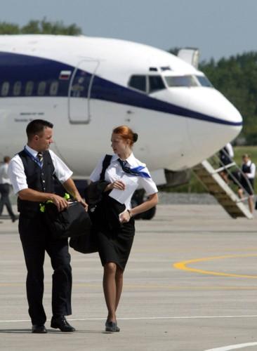 Ảnh: Nhan sắc ngọt ngào của các nữ tiếp viên hàng không Nga và Xô viết - Ảnh 10.