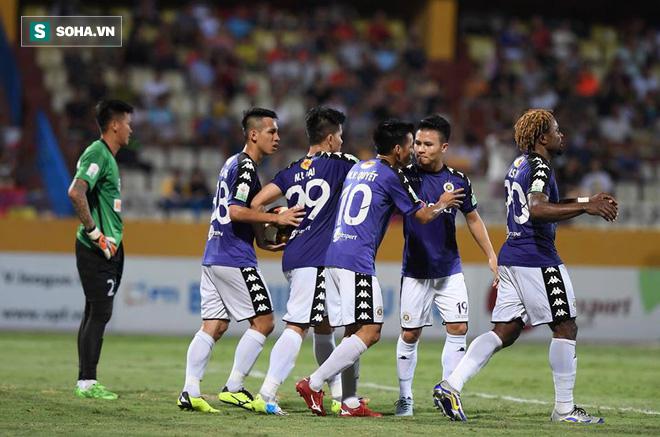 Thắng kịch tính CLB Thái Lan ngay ở Bangkok, Hà Nội FC nghênh chiến đối thủ Trung Quốc - Ảnh 1.
