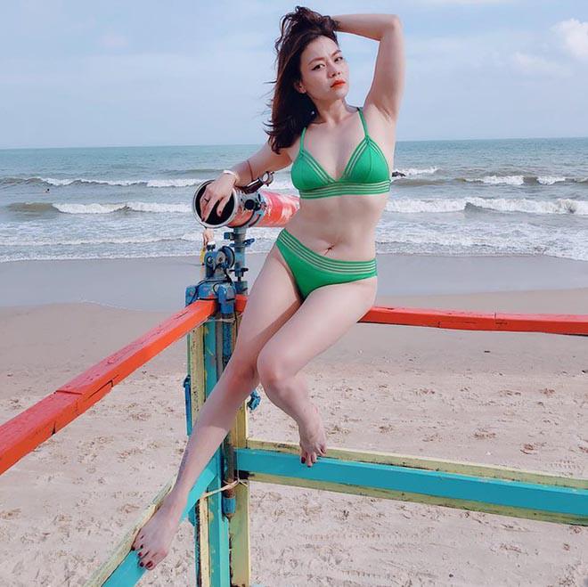 Ảnh bikini chỉnh sửa quá đà của Hương Tràm, Hải Yến - Ảnh 3.