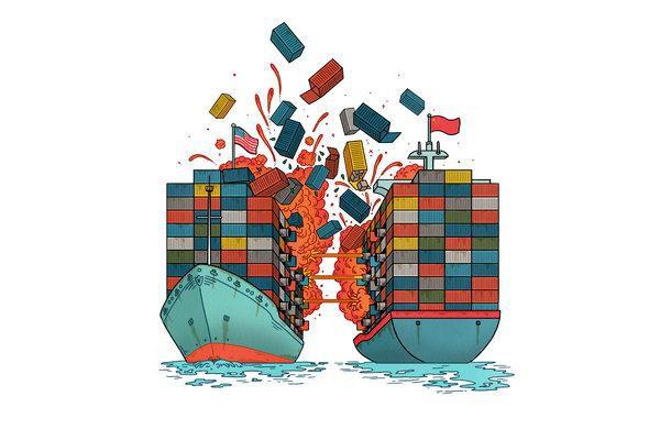 Hồi kết thương chiến: TT Trump nắm giữ cơ hội lịch sử để nhấn chìm con thuyền kinh tế TQ - Ảnh 1.