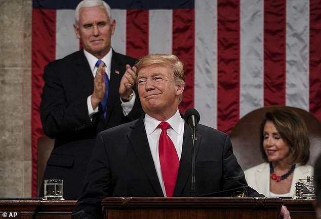 Tỷ lệ ủng hộ Tổng thống Trump đạt mức cao nhất trong 23 tháng cầm quyền - Ảnh 1.