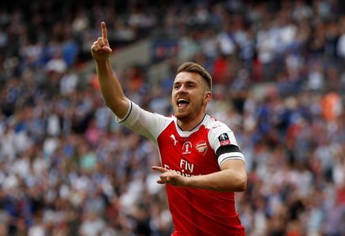 Chia tay Pháo thủ, Ramsey nhận lương cao kỷ lục - Ảnh 3.