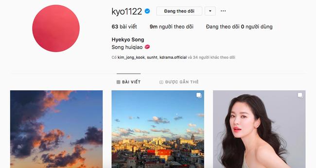 Rộ tin Song Song ly dị vì động thái mới nhất của Song Hye Kyo trên Instagram - Ảnh 3.