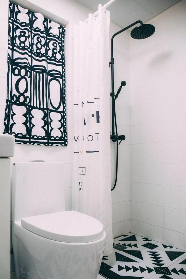 Cặp vợ chồng trẻ quyết biến nhà cũ 39m² thành tổ ấm thiết kế siêu thông minh và tiện ích - Ảnh 23.