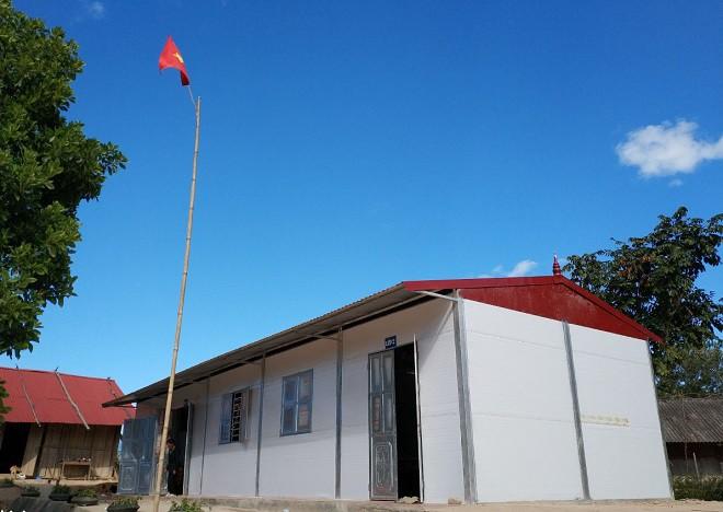Danh sách nhà hảo tâm ủng hộ xây dựng điểm trường Nậm Chua, Huổi Lèng, Mường Chà, Điện Biên - Ảnh 1.