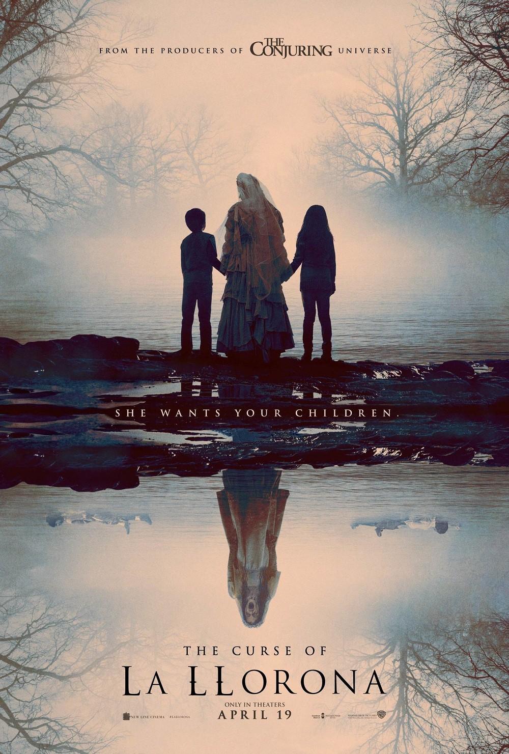 Phim về oan hồn bà mẹ mất con và loạt tác phẩm kinh dị sắp ra
