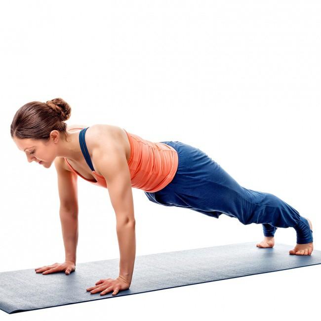 Bài thể dục chỉ việc giữ yên cũng giúp giảm mỡ bụng: Bạn chắc chắn sẽ cần ngay bây giờ - ảnh 7