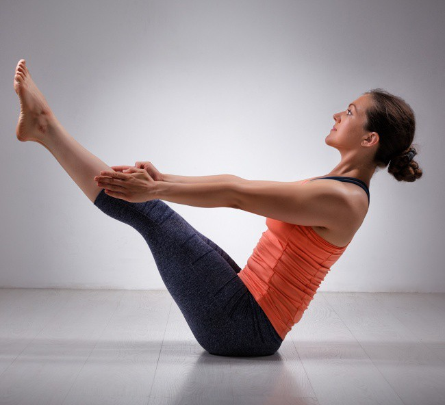 Bài thể dục chỉ việc giữ yên cũng giúp giảm mỡ bụng: Bạn chắc chắn sẽ cần ngay bây giờ - ảnh 8