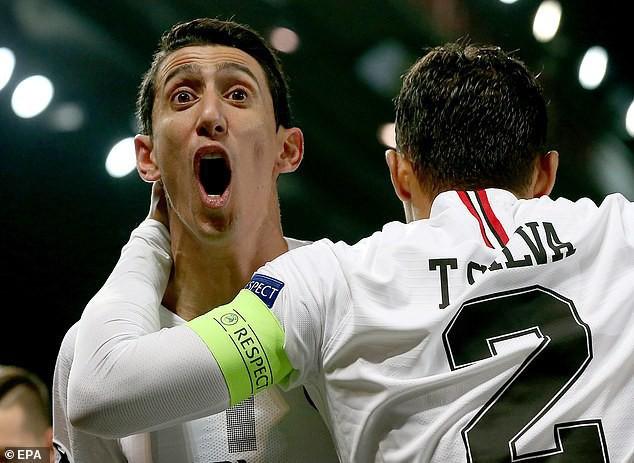 Bị fan MU ngược đãi và bị đội trưởng MU chơi xấu, ngôi sao PSG đáp trả bằng 2 pha kiến tạo đẳng cấp - Ảnh 9.