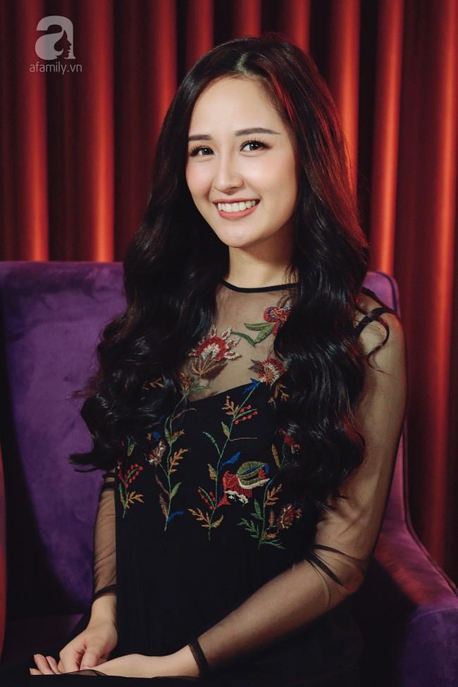 Mai Phương Thúy: Tôi không thích nổi tiếng, không xứng với vương miện Hoa hậu Việt Nam - Ảnh 2.