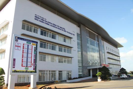 Ngắm bệnh viện ngàn tỉ hiện đại nhất Tây Nguyên sắp hoạt động - Ảnh 6.