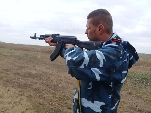 Đáng gờm dàn vũ khí cực mạnh của Cảnh sát Syria - ảnh 5