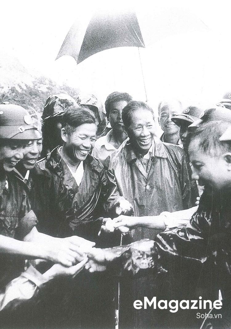 Thái độ của TBT Lê Duẩn với lãnh đạo Trung Quốc trước, trong và sau Chiến tranh biên giới - Ảnh 10.