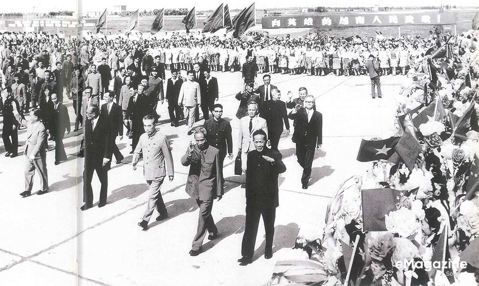 Thái độ của TBT Lê Duẩn với lãnh đạo Trung Quốc trước, trong và sau Chiến tranh biên giới - Ảnh 14.