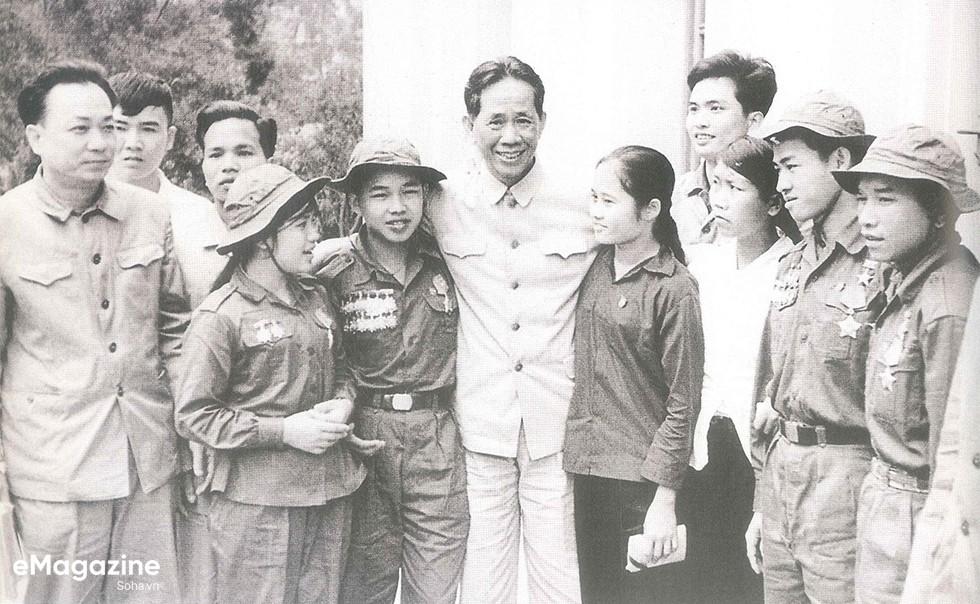 Thái độ của TBT Lê Duẩn với lãnh đạo Trung Quốc trước, trong và sau Chiến tranh biên giới - Ảnh 17.