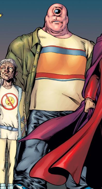 10 dị nhân sở hữu sức mạnh kinh ngạc nhưng không nên đưa vào vũ trụ điện ảnh Marvel vì quá... dị - Ảnh 8.
