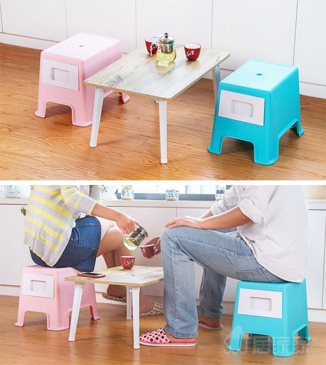 Những chiếc ghế không đơn thuần chỉ để ngồi mà còn là 1 kho lưu trữ siêu tiện ích cho bạn - Ảnh 1.