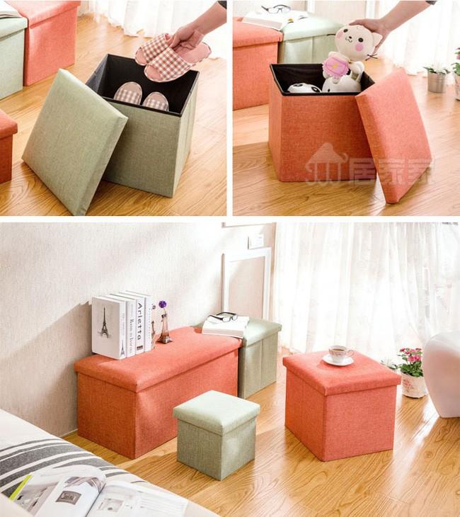 Những chiếc ghế không đơn thuần chỉ để ngồi mà còn là 1 kho lưu trữ siêu tiện ích cho bạn - Ảnh 9.