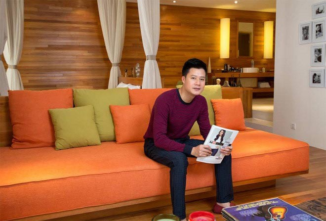 Cuộc sống độc thân, giàu có của Quang Dũng: Đi xe hơi tiền tỷ, ở biệt thự đắt đỏ tại Mỹ - Ảnh 2.