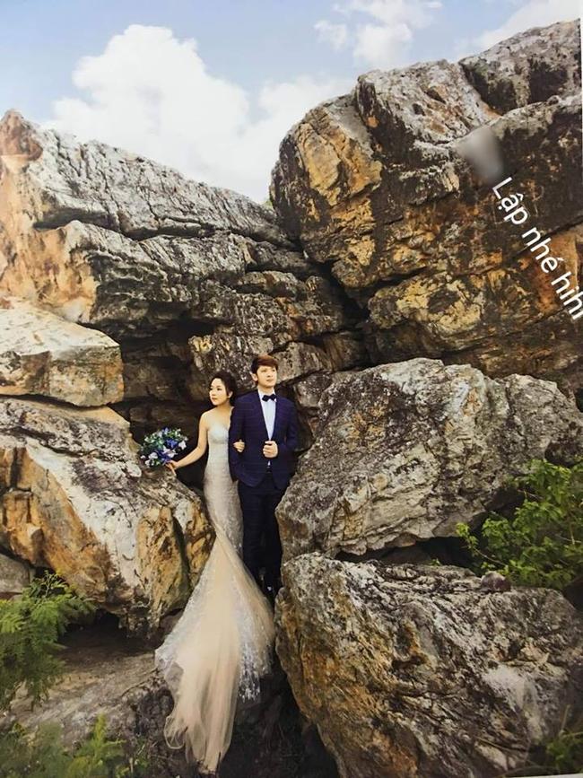 Album cưới trao tay, cô dâu Hải Phòng rùng mình phát hiện dấu vết của người lạ chiếm trọn spotlight bộ ảnh để đời của mình - Ảnh 4.