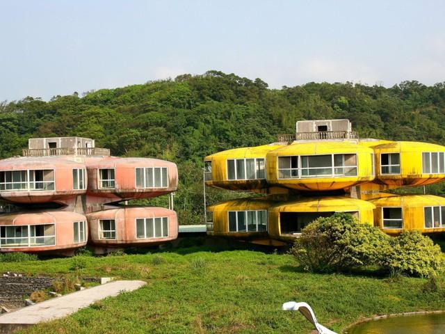 6 dự án bất động sản bỏ hoang kỳ lạ nhất trên thế giới - Ảnh 4.