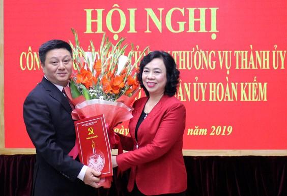 Nhân sự mới Hà Nội và 5 địa phương - Ảnh 3.