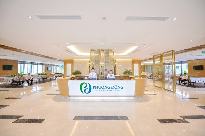 Hà Nội có thêm bệnh viện đa khoa mới, ưu đãi lên tới 50% nhiều gói khám chữa bệnh - Ảnh 2.