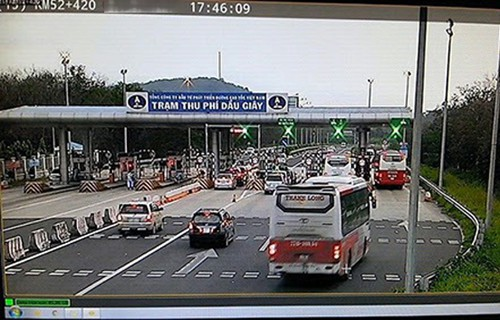 Ngày đầu kiểm tra cao tốc TP HCM - Long Thành - Dầu Giây: Doanh thu toàn tuyến 3,3 tỉ đồng/ngày - Ảnh 1.
