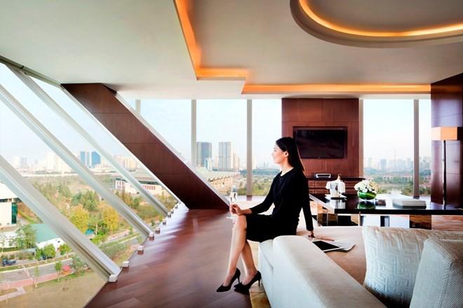 Trước thềm thượng đỉnh Mỹ-Triều: Phòng Tổng thống của Khách sạn JW Marriott có gì đặc biệt? - Ảnh 10.