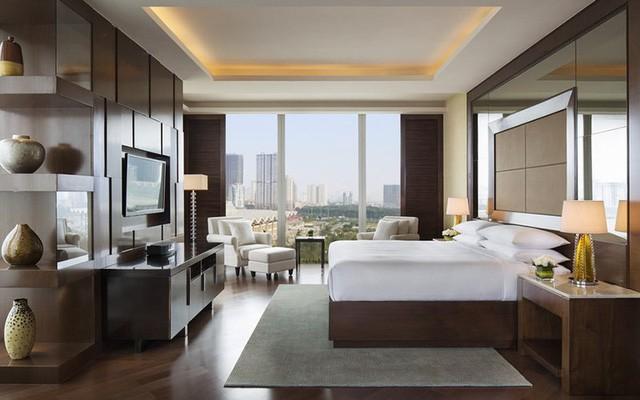 Trước thềm thượng đỉnh Mỹ-Triều: Phòng Tổng thống của Khách sạn JW Marriott có gì đặc biệt? - Ảnh 8.