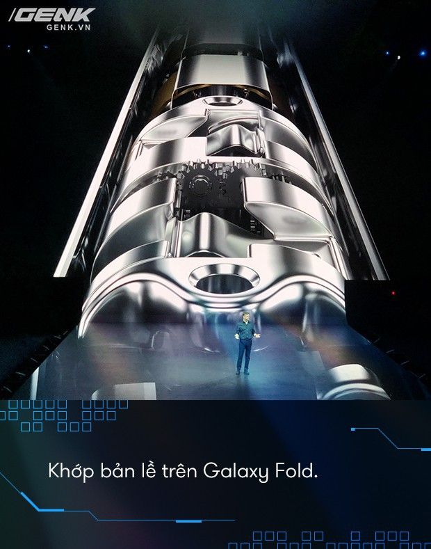 Không chỉ đột phá về thiết kế, Galaxy Fold còn là một quái vật về cấu hình - Ảnh 6.