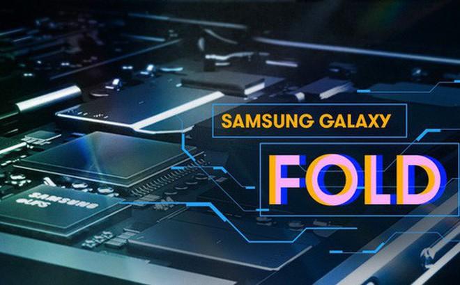 Không chỉ đột phá về thiết kế, Galaxy Fold còn là một quái vật về cấu hình - Ảnh 1.