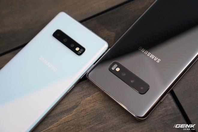 Trên tay Galaxy S10 và S10+: Bước ngoặt mới trong thiết kế smartphone - Ảnh 7.