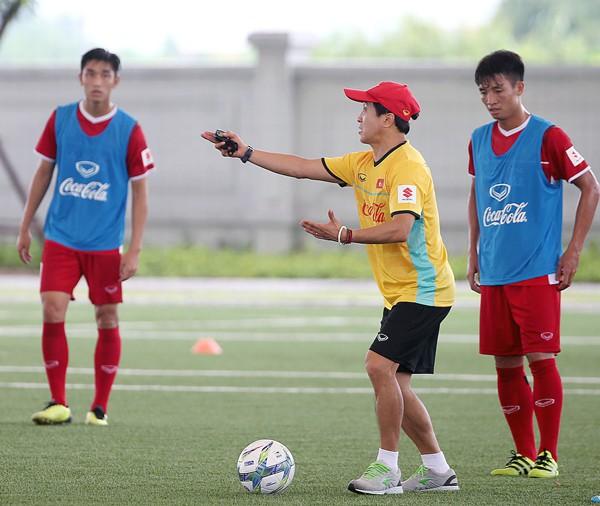 """""""Cánh tay phải' của HLV Park Hang-seo sẽ dẫn dắt U22 Việt Nam dự SEA Games 30 - Ảnh 1."""