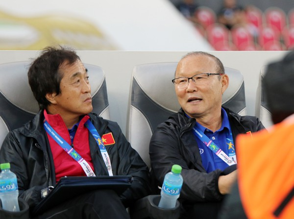 """""""Cánh tay phải' của HLV Park Hang-seo sẽ dẫn dắt U22 Việt Nam dự SEA Games 30 - Ảnh 2."""