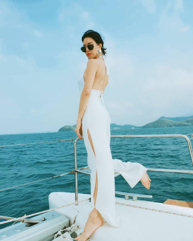 Những quý cô U40 cực phẩm của showbiz Thái: Đẹp, quyền lực, toàn yêu đại gia - ảnh 18