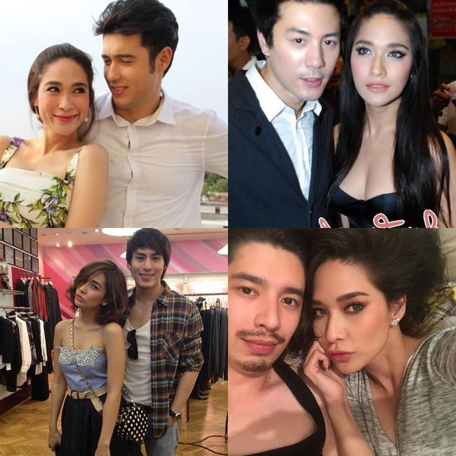 Những quý cô U40 cực phẩm của showbiz Thái: Đẹp, quyền lực, toàn yêu đại gia - ảnh 7