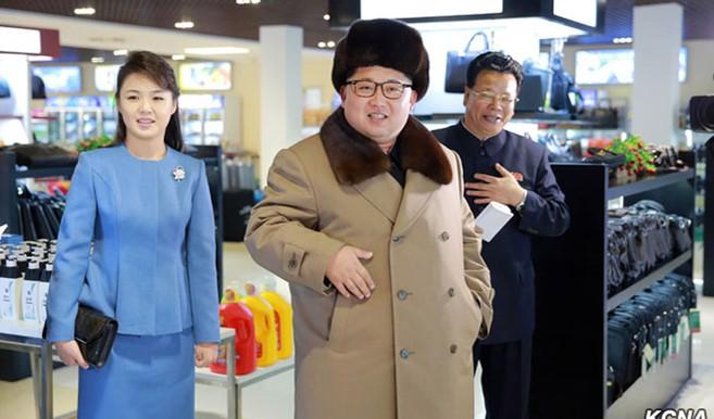 Vẻ đẹp đối lập của hai Đệ nhất phu nhân Mỹ và Triều Tiên - Ảnh 4.