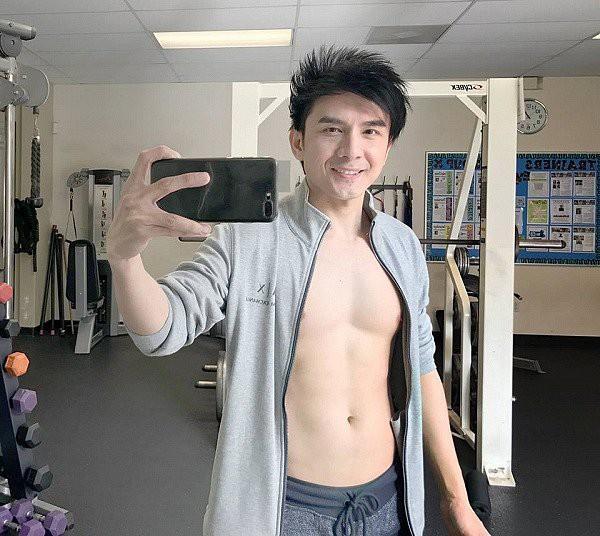 Showbiz Việt: Ngỡ ngàng với body của loạt sao nam U50 - ảnh 2