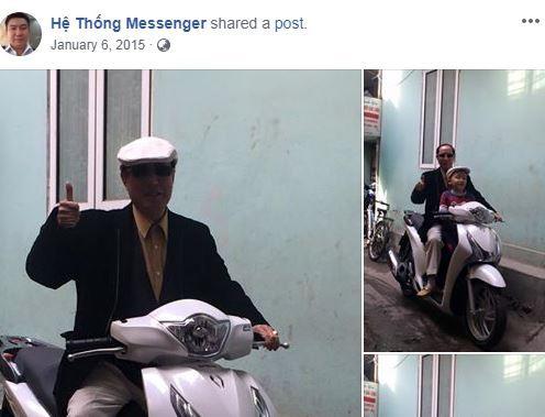 Tại sao tên trên Facebook lại bị đổi thành hệ thống Messenger? - Ảnh 1.