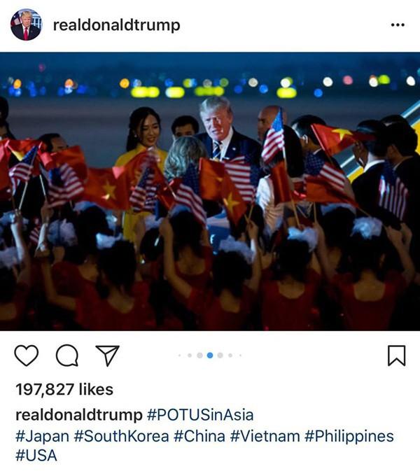 Thông tin bất ngờ về cuộc sống của thí sinh Hoa hậu từng tặng hoa Tổng thống Donald Trump - Ảnh 1.