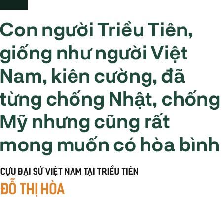 Người phụ nữ Việt Nam 40 năm gắn bó với Triều Tiên: Tôi hy vọng Hiệp định hòa bình sẽ được ký ở Hà Nội - Ảnh 3.