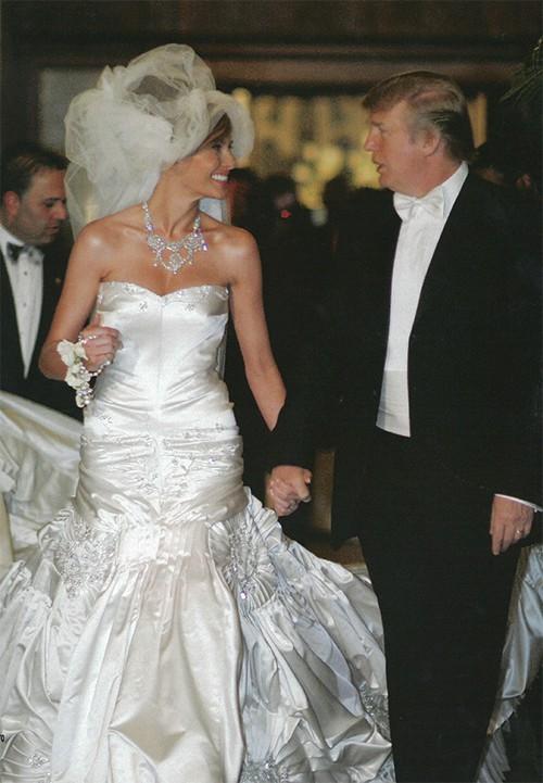 Vẻ đẹp nóng bỏng của vợ Tổng thống Donald Trump, đệ nhất phu nhân thời thượng bậc nhất nước Mỹ - Ảnh 12.