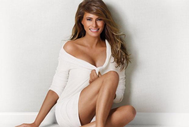 Vẻ đẹp nóng bỏng của vợ Tổng thống Donald Trump, đệ nhất phu nhân thời thượng bậc nhất nước Mỹ - Ảnh 5.