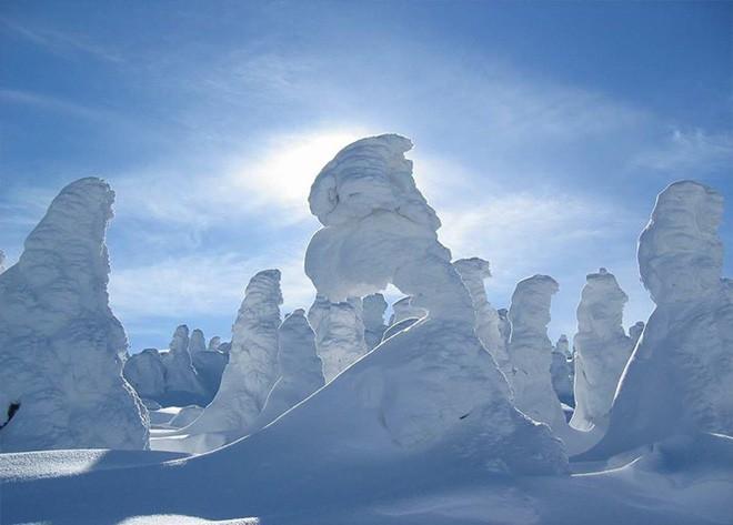 Tuyết phủ cao tới 17m, thung lũng quanh co ở Nhật được mệnh danh là The Wall đời thực - Ảnh 11.