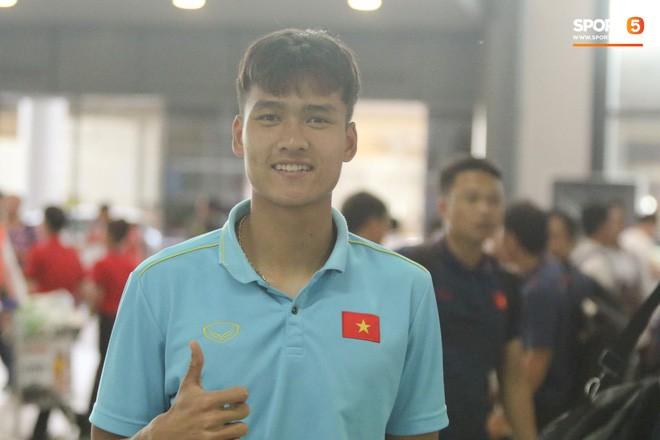 Tuyển thủ U22 Việt Nam về nước, chờ đợi hành trình mới cùng HLV Park Hang-seo - Ảnh 5.