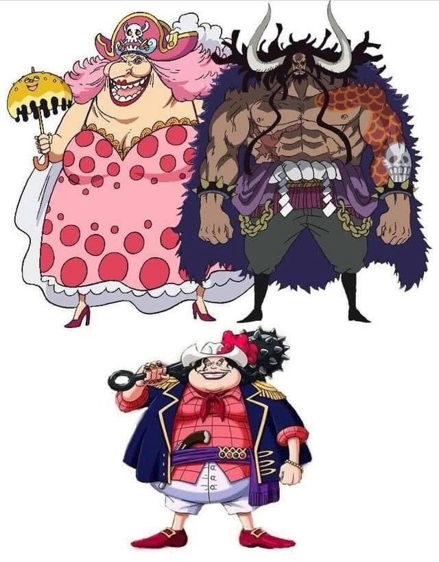 One Piece: Chuyện gì xảy ra nếu Kaido và Big Mom sử dụng Lưỡng long nhất thể? Câu trả lời sẽ khiến bạn bị sốc đấy - Ảnh 1.